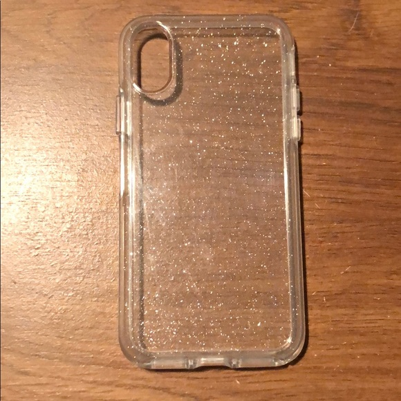 Accessories - Sparkly iPhone X/XS Case
